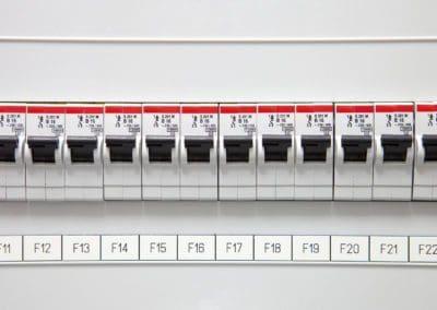 Sicherungen Strom-Schalter  Matthias Buehner