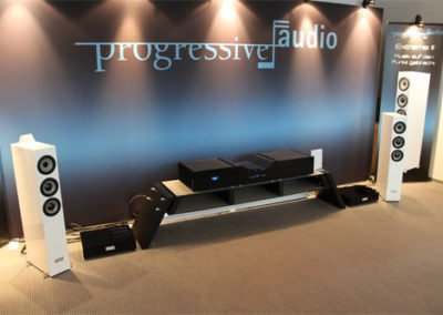 Messefoto Progressive Audio