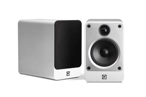 Q Acoustic Concept 20 weiss