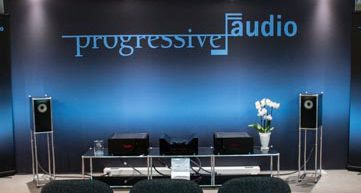 Progressive Audio A901 auf der High-End