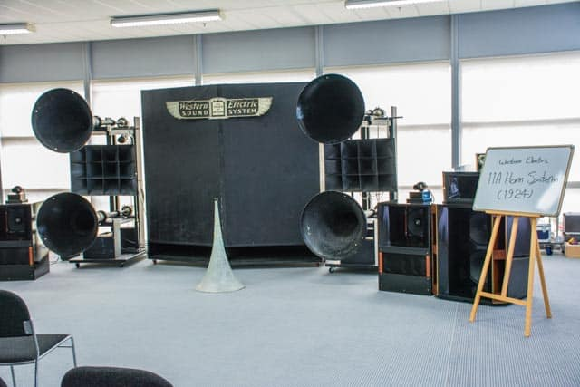 Western Electric Sound System