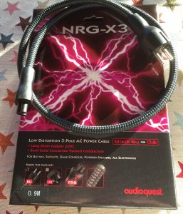 Audioquest NRG-X3 C5