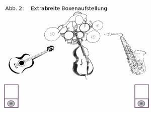 2_Extrabreite Boxenaufstellung