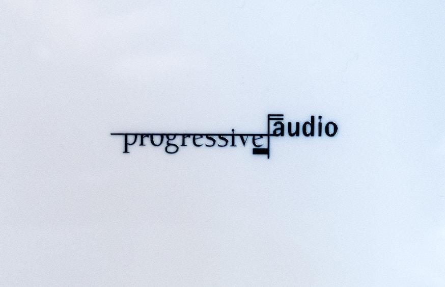 Progressive Audio Logo neu
