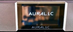 Auralic Display