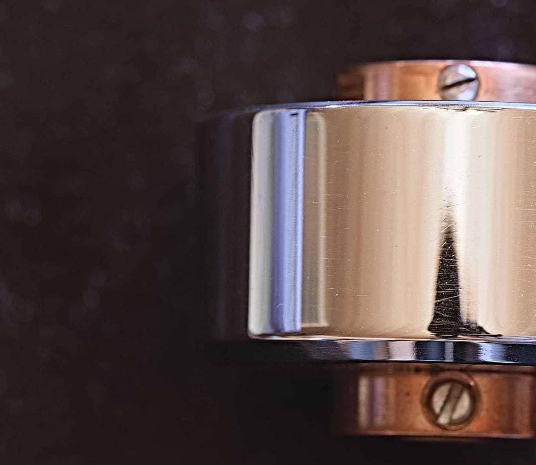 Pluto Audio 7A Prestige Detailansicht Gegengewicht