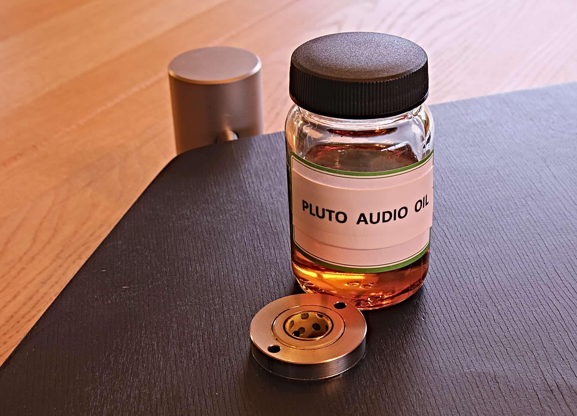 Pluto Audio Lageröl