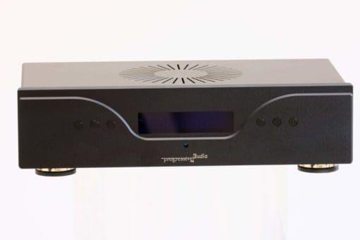 Progressive Audio DAC 992 Frontansicht