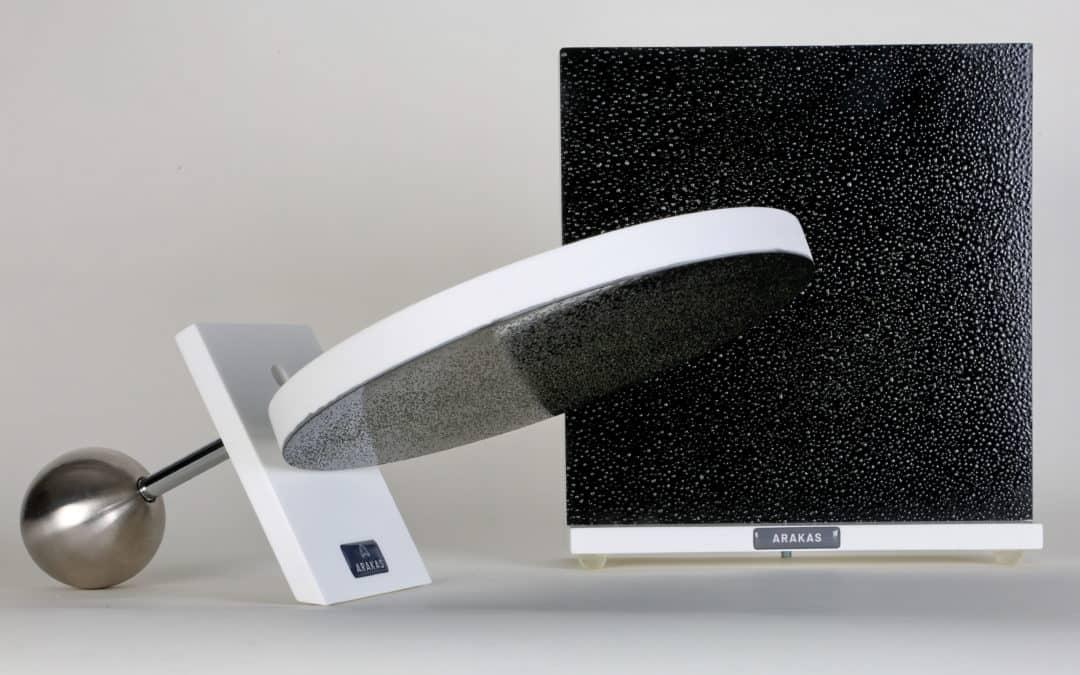Wie verwendet man Akustische Spiegel von ARAKAS?