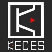 Keces Logo schwarz