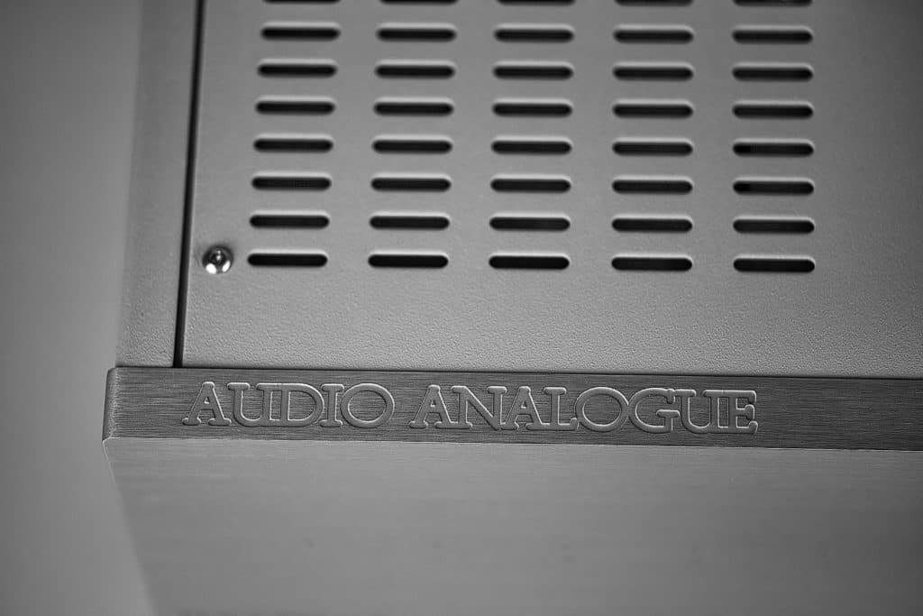 Audio Analogue Puccini Gravur