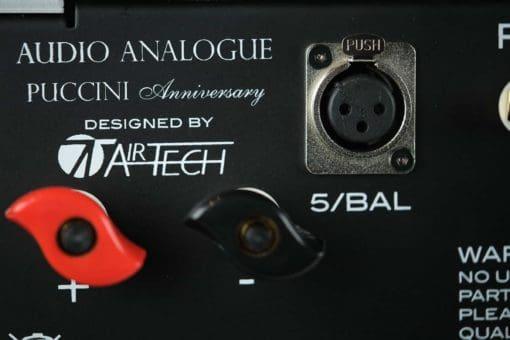 Audio Analogue Puccini Terminals