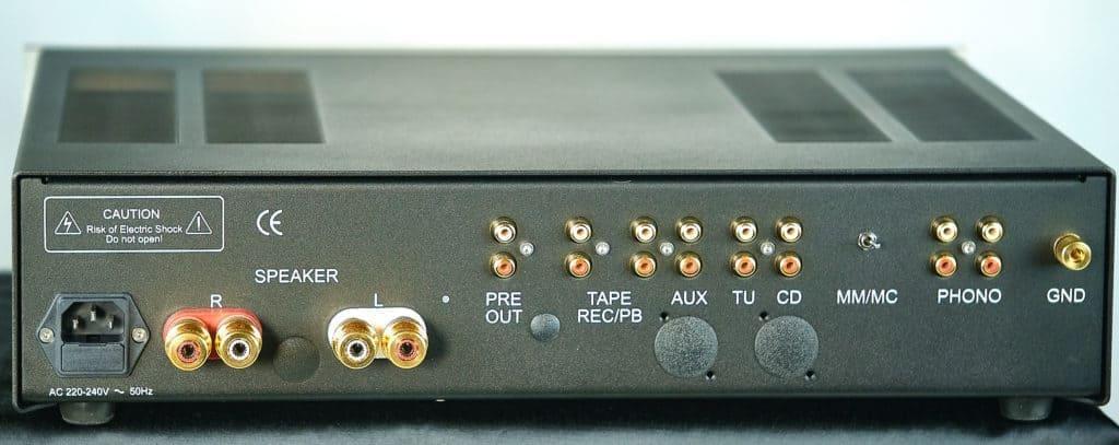 Symphonic Line RG14 MK4 Edition hinten