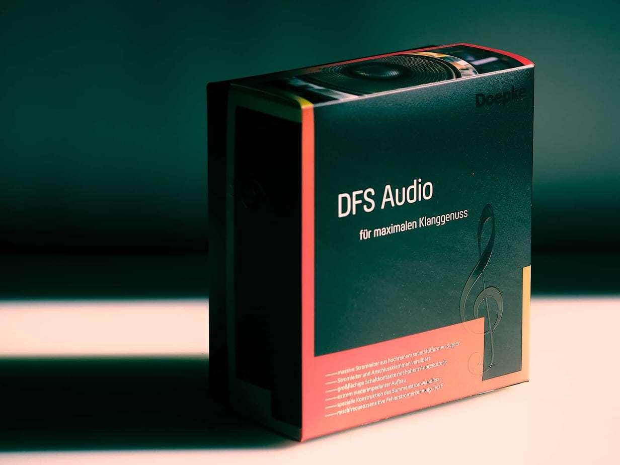 Doepke DFS Audio – der audiophile Fehlerstromschutzschalter