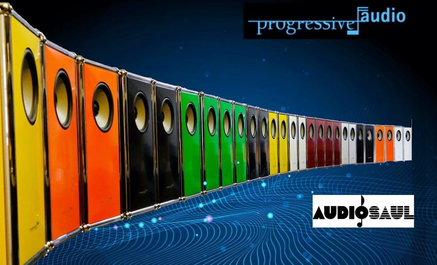 USM Haller Lautsprecher von Progressive Audio